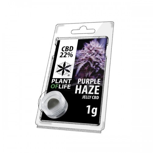 JELLY AU CBD 22% PURPLE HAZE 1g